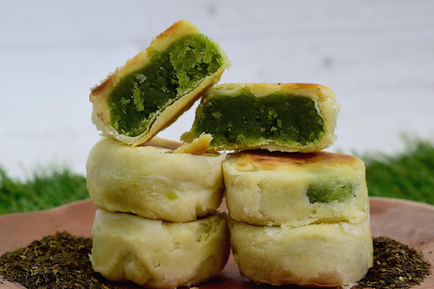 bakpia-mutiara-green-tea