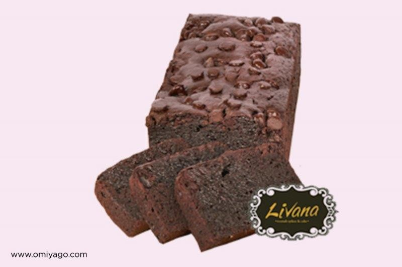 Brownies Chocochip Livana