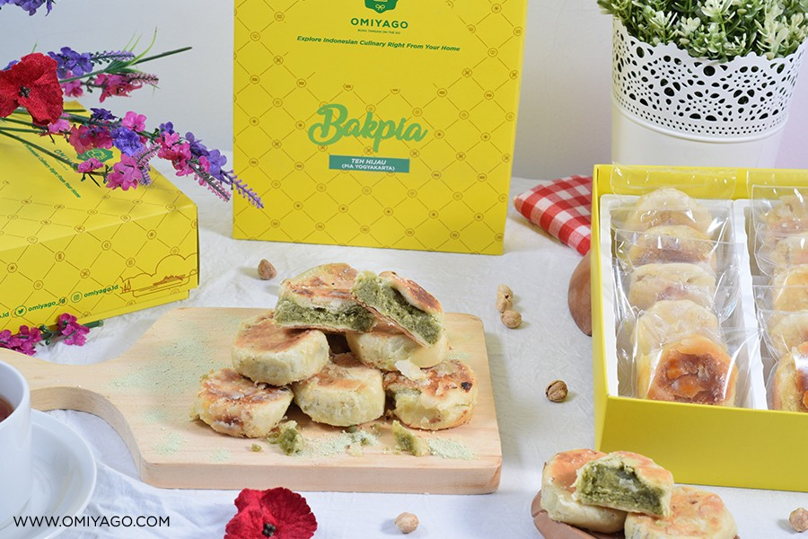 Bakpia_Green_Tea_Omiyago_10pcs