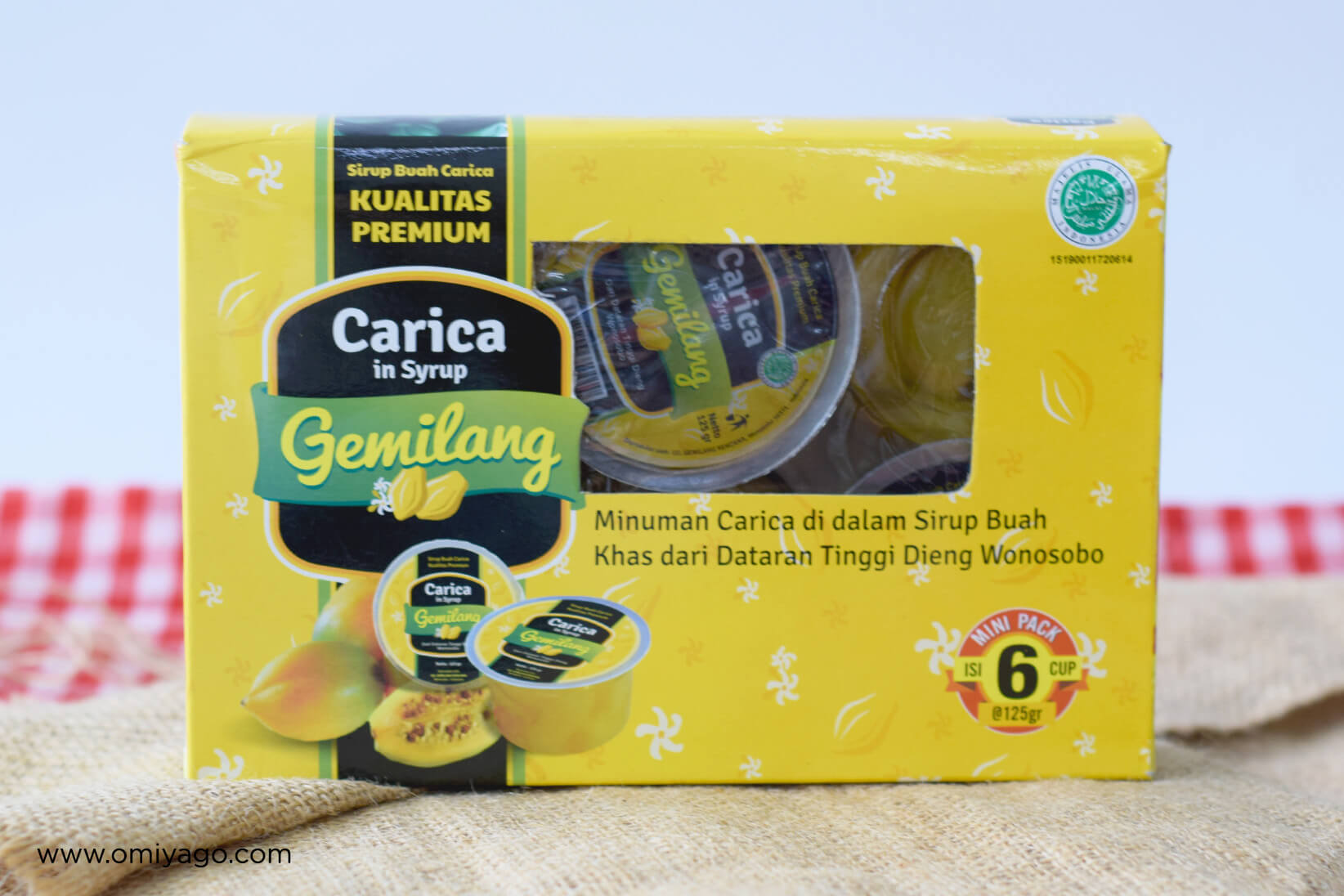 Carica_Gemilang_6_Cup